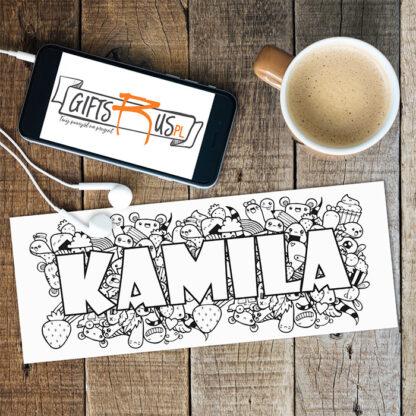 personalizowany kubek dla dziecka doodle freak mug for kids-1-2